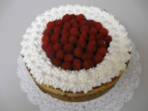 White Chocolate-Raspberry