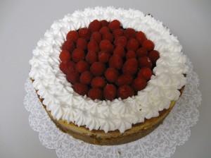 White Chocolate-Raspberry