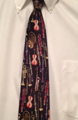 Orchestra Necktie