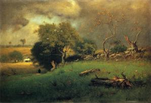 The_Storm_George_Inness_1885