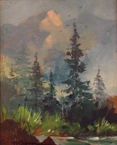 M_Jones Painting