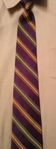 Diagonal Stripe Purple