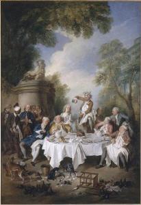 Déjeuner_de_jambon_-_Nicolas_Lancret_-_musée_Condé